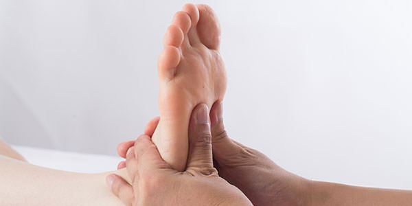 Massagem Reflexologia